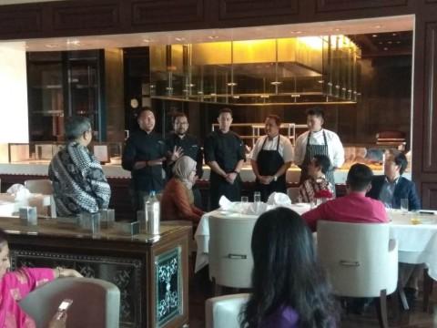 Empat Chef Tanah Air Perkenalkan Kuliner Indonesia di India
