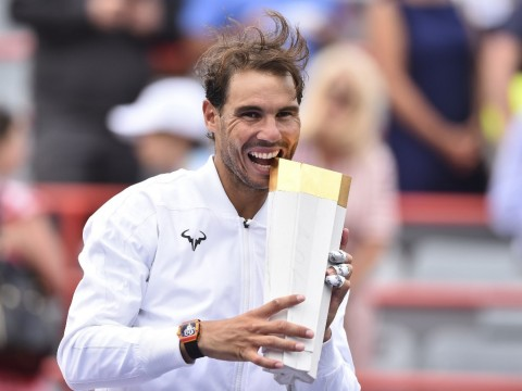 Rafael Nadal Pertahankan Gelar Roger Cup