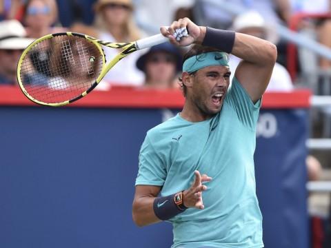 Rafael Nadal Mundur dari Cincinnati Open