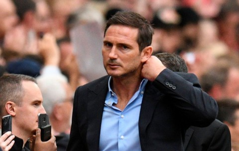 Ketika Lampard Menanggapi Kritik Jose Mourinho