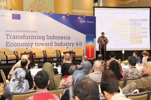 Making Indonesia 4.0 Sebanding dengan Kebijakan di Eropa