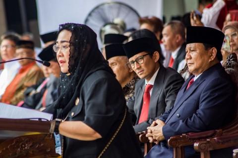 Gerindra Tutup Mulut soal 'Penumpang Gelap'