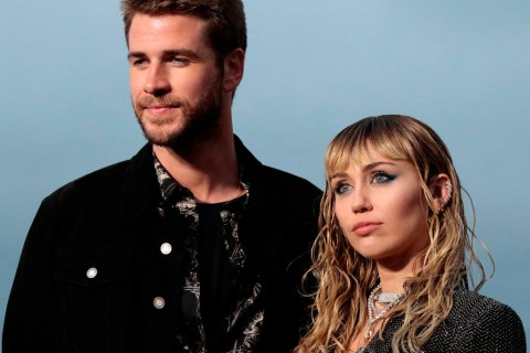 Miley Cyrus dan Liam Hemsworth Berpisah