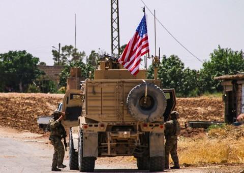 Baku Tembak Lawan ISIS, Marinir AS Tewas