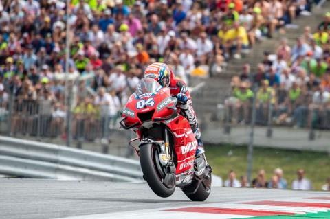Dovizioso Sebut MotoGP Austria Jadi Kemenangan Terfavorit