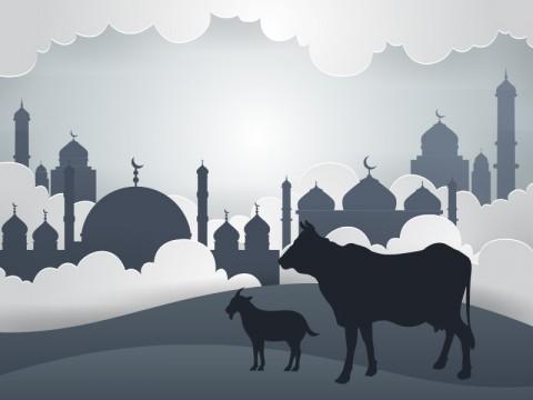 India Batasi Aktivitas Masjid di Kashmir Saat Iduladha