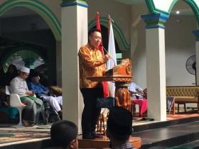 Wakil Kedutaan Negara Tetangga <i>Nyate</i> di Pesantren As Shidiqiyah