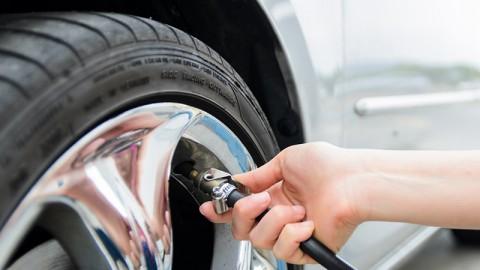Keuntungan Mengisi Ban Mobil dengan Nitrogen