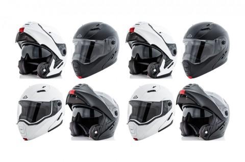 Anda Biker Anti Gerah? Pilih Helm Jenis Modular