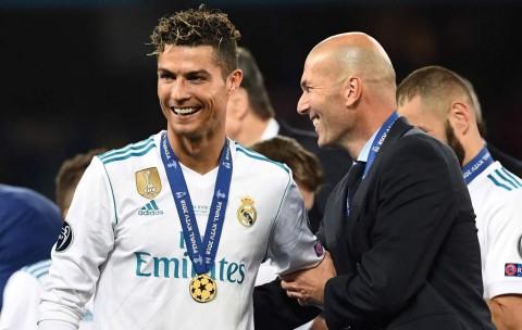 Ronaldo: Zidane Membuat Saya Istimewa