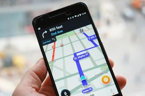 Lokasi Kamera Tilang Elektronik Terdeteksi di <i>Waze</i>