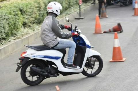 Momen Unik Honda Genio di Tangerang