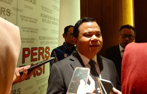 Imigrasi akan Perketat Pengawasan WNA ke Indonesia