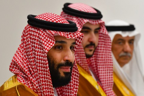 Mohammed bin Salman Dukung Pemerintah Yaman