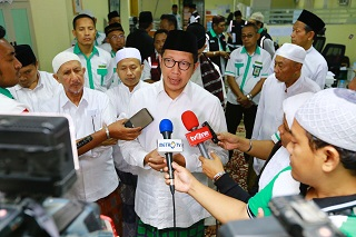 Indonesia Desak Arab Saudi Benahi Kawasan Mina
