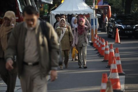 Sebagian Bidang Kerja ASN Kota Bandung Bisa Dikerjakan di Rumah