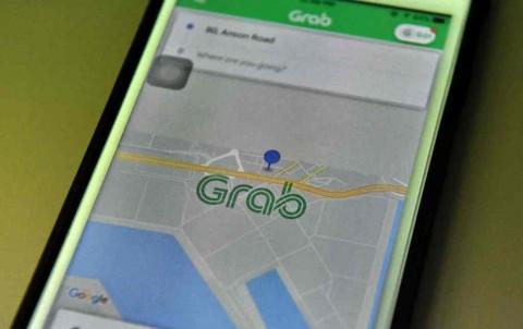Grab Dukung Taksi <i>Online</i> Dikecualikan dari Ganjil-Genap