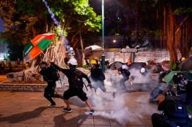 Komisaris HAM PBB Serukan Penyelidikan Protes Hong Kong