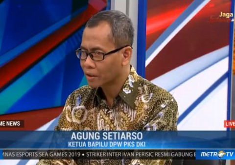 Gerindra Dinilai Cemburu Jatah Wagub DKI untuk PKS