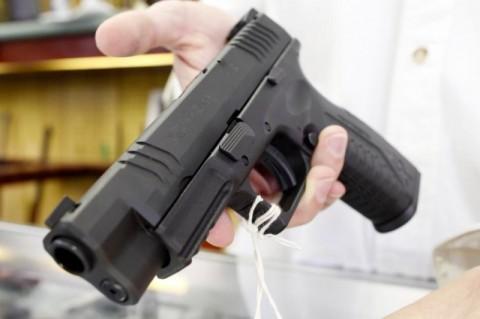 10 Ribu Pucuk Senjata Dikumpulkan di Selandia Baru
