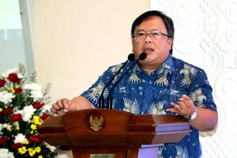 Kepala Bappenas: Pertumbuhan Ekonomi Indonesia Melambat