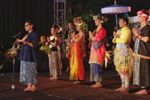FM Retno Opens Indonesia Channel 2019 in Banyuwangi