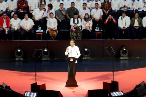 Jokowi Minta Oleh-Oleh Ilmu kepada Peserta WorldSkills Competitions
