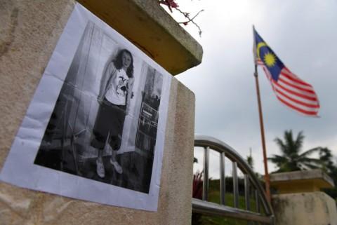 Polisi Malaysia Temukan Jasad Gadis Inggris yang Hilang