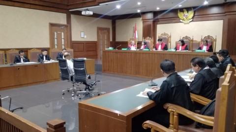 Markus Nari Didakwa Merintangi Persidangan KTP-el