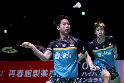 Men's Double Pairs Favorites for 2019 BWF World Championships