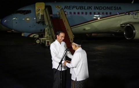 Kabinet Jokowi-Ma'ruf Bakal Yahud