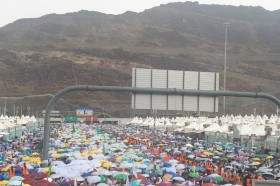 Banjir di Mina, Keluarga Jemaah Haji Tak Perlu Khawatir
