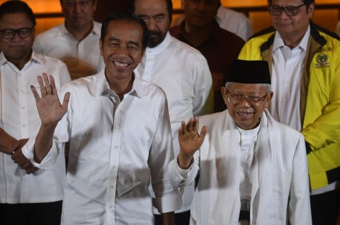 Cabinet Formation Has Been Done: Jokowi