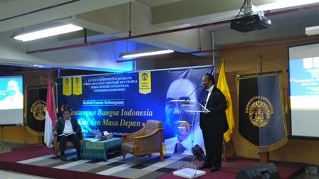 Tantangan Terbesar Indonesia Mempertahankan NKRI