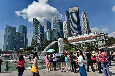 Perang Dagang AS-Tiongkok Bisa Bikin Singapura Resesi