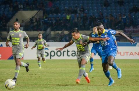 Imbangi Persib, Borneo FC Cetak Rekor di Liga 1