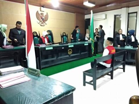 Dosen Pembunuh di Makassar Didakwa Pasal Berlapis