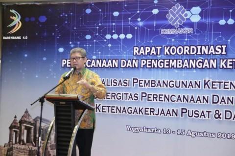 Pembangunan SDM Butuh Sinergi Pusat dan Daerah