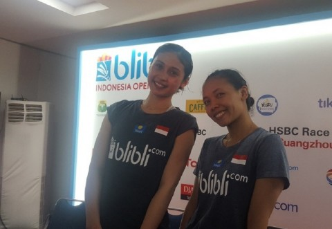 Della/Rizki Siap Terima Tantangan PBSI di Kejuaraan Dunia