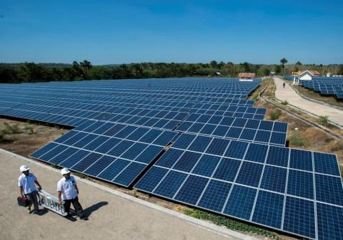 Kembangkan Energi Terbarukan, Kemenaker Gandeng Tatung University
