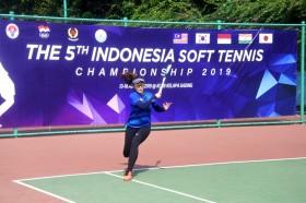 Awal Gemilang Atlet Soft Tenis Indonesia