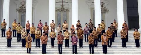 Penentuan Kabinet Jokowi Penting Demi Capai Target Ekonomi