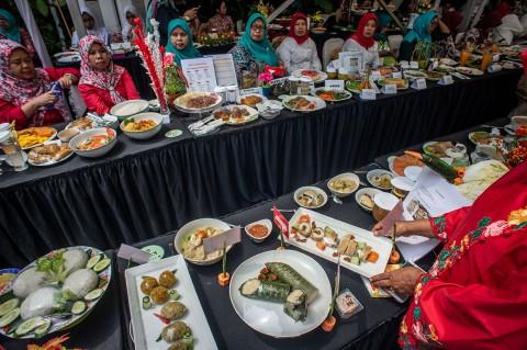 Festival Pangan Jakarta Digelar di Blok M