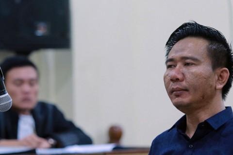Wawan Suhendar Dituntut 5 Tahun Penjara