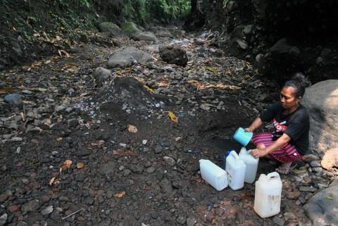 Kekeringan di Bogor Diprediksi Hingga Oktober