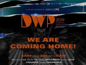 Tahun Ke-11, DWP Kembali Digelar di Jakarta