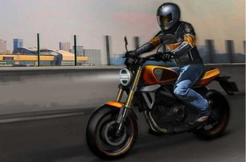 Anak Elang Pesimis, Harley-Davidson 338 cc Diminati Bikers