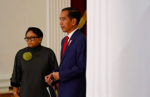 Kemenlu Ikuti Arah Jokowi Terkait Penggabungan Kementerian