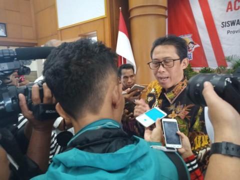 Peserta SMN 2019 Maluku Dilepas Menuju Jakarta