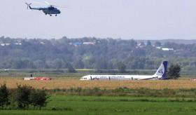 Pesawat Mendarat di Ladang, 233 Penumpang Rusia Selamat